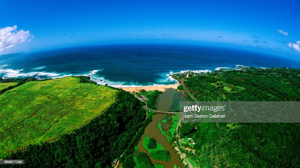 Waimea Bay : Stock Photo