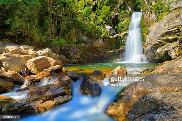 Wainui Falls, Abel Tasman National Park, NZ