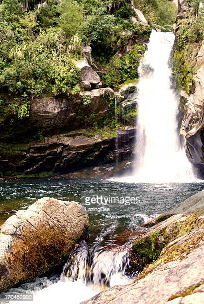 Wainui Falls, Golden Bay, New Zealand