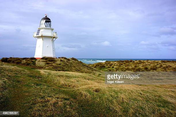 Waipapa Point Lighthouse Catlins Southland New Zealand