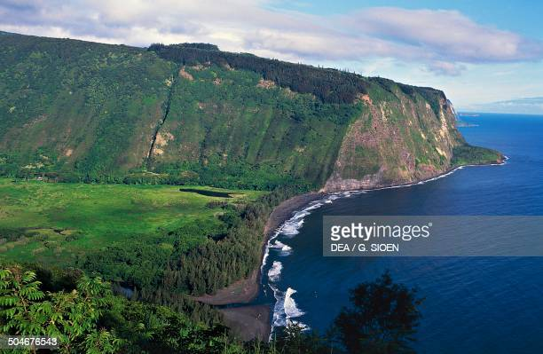 Waipio Valley and Hamakua Coast Island of Hawaii Hawaii United States of America