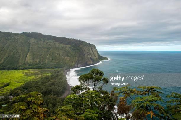 Waipio Valley of Hawaii