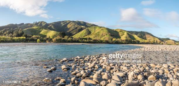 wairau country - riverbank stock pictures, royalty-free photos & images