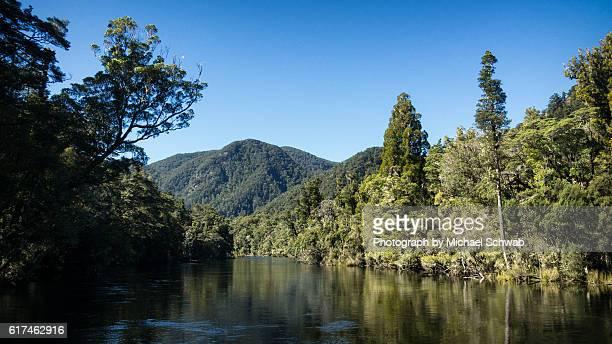Wairaurahiri River, New Zealand