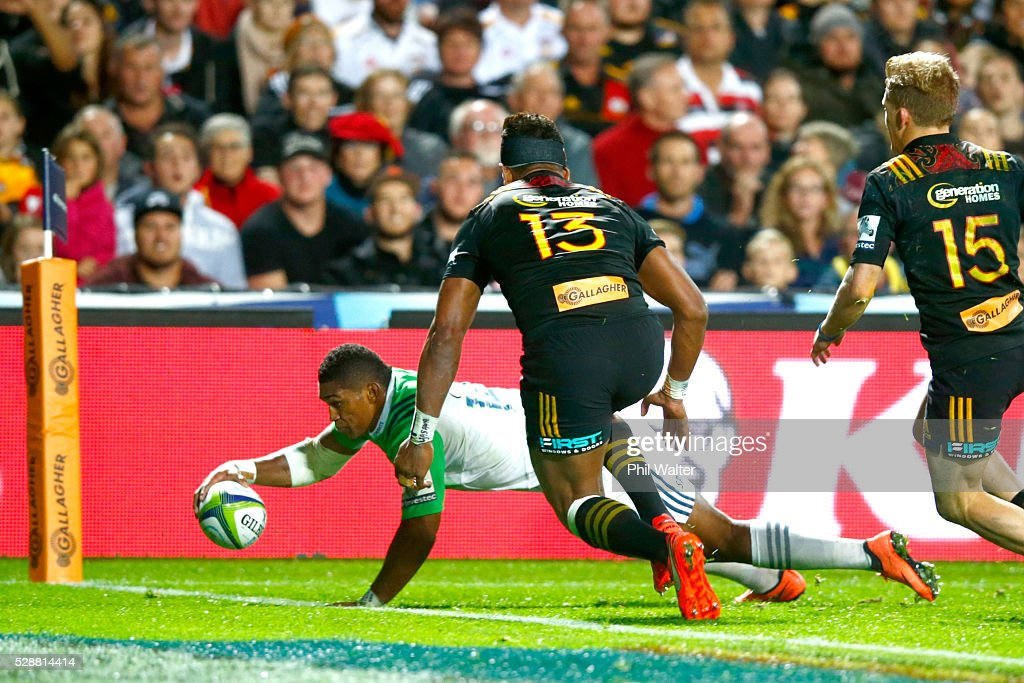 Super Rugby Rd 11 - Chiefs v Highlanders