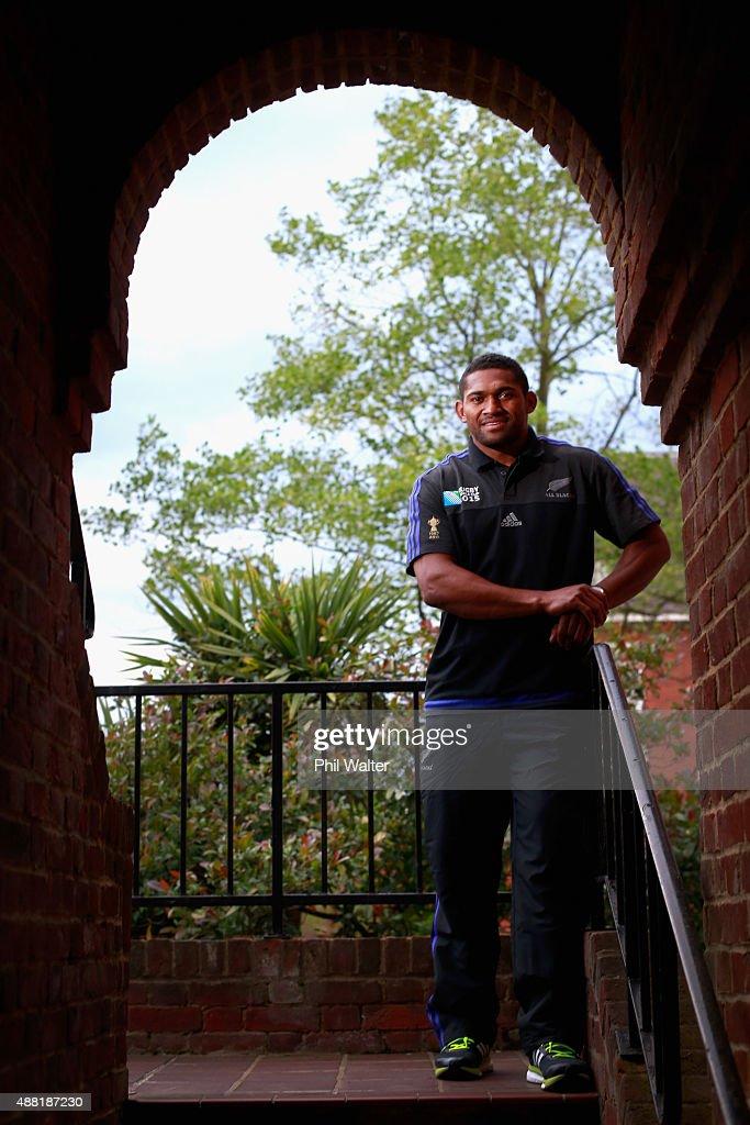 New Zealand 'All Blacks' Press Conference