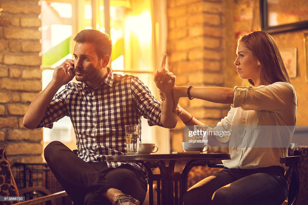Wait for a second! : Stock Photo