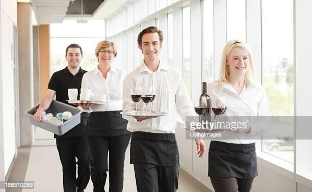 Personal de restaurante