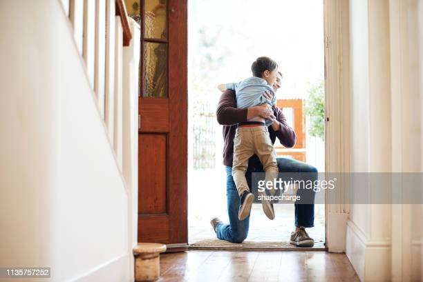 i waited all day to see my little boy - greeting stock pictures, royalty-free photos & images