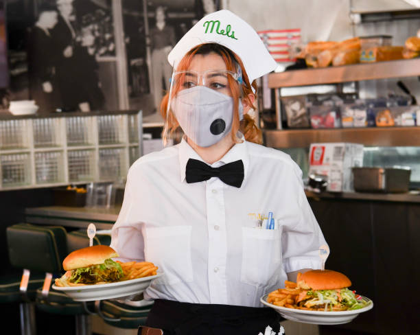 CA: Mel's Drive-In On Sunset Boulevard Kicks Off Grand Reopening Weekend With 40-Cent Burgers