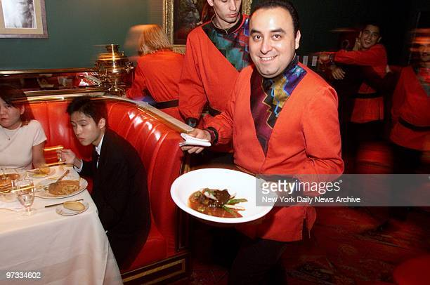 Waiters serve up dinner at the Russian Tea Room on the legendary restaurant's final day The restaurant's owners and partners made the decision to...