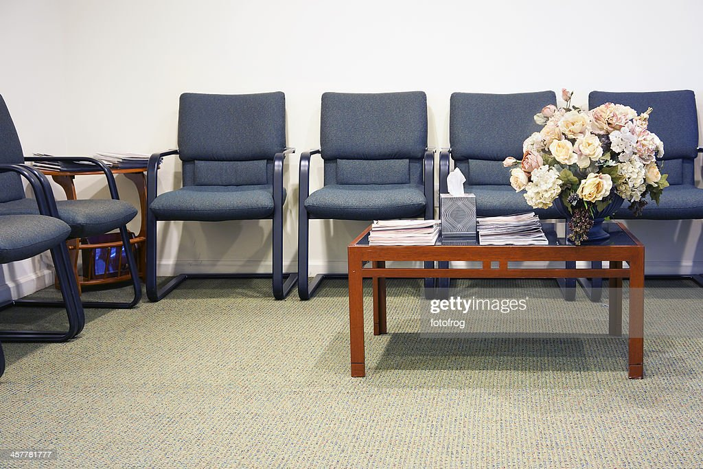 Waiting area : Stock Photo