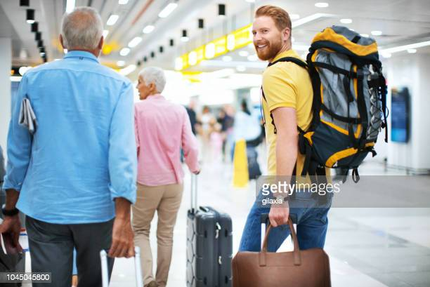 waiting for a flight. - human body part stock pictures, royalty-free photos & images