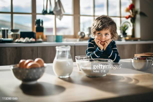 waiting for breakfast - sugar food stock pictures, royalty-free photos & images