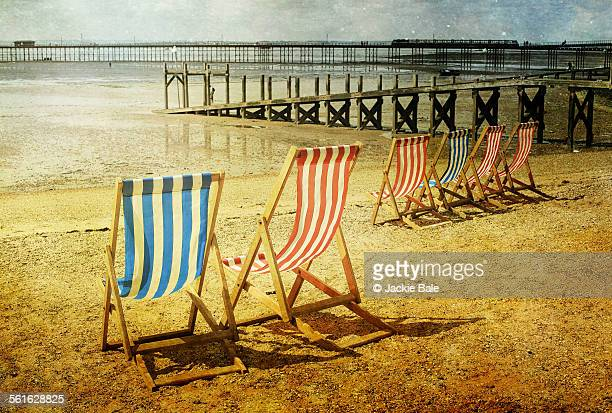 waiting for customers - southend on sea stock pictures, royalty-free photos & images