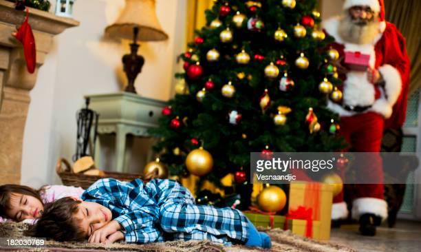 Warten auf Santa