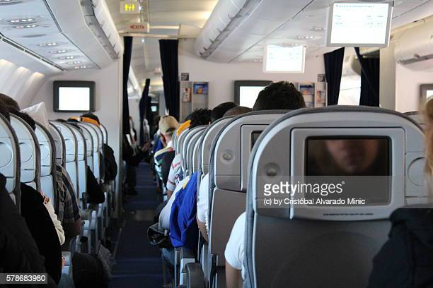 waiting for takeoff - vehicle interior stock pictures, royalty-free photos & images
