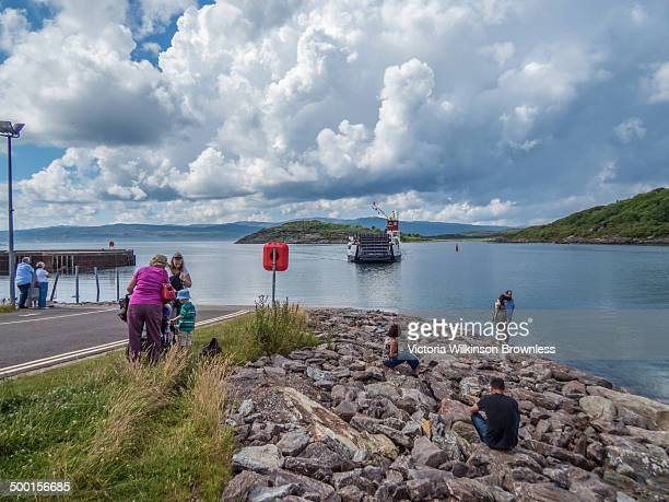 CONTENT] Waiting for the Calmac ferry over to Tarbert on the Kintyre peninsula