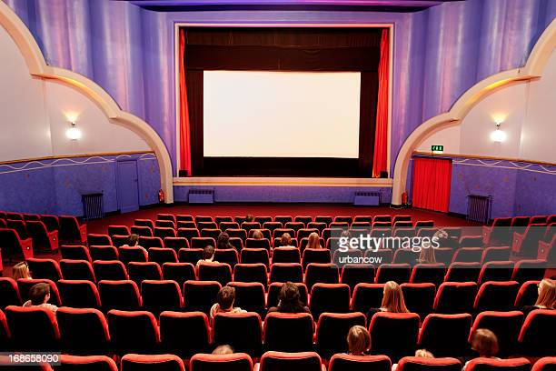 Warten auf den film