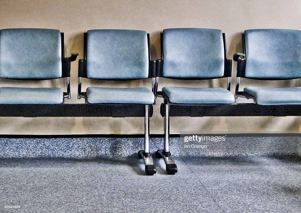 Waiting Room : Stock Photo