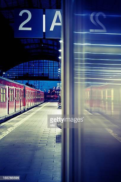 Warten S-Bahn