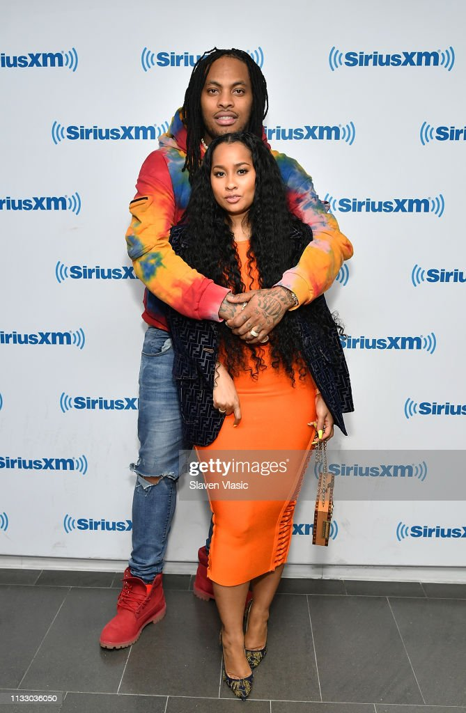 Celebrities Visit SiriusXM - March 26, 2019 : News Photo