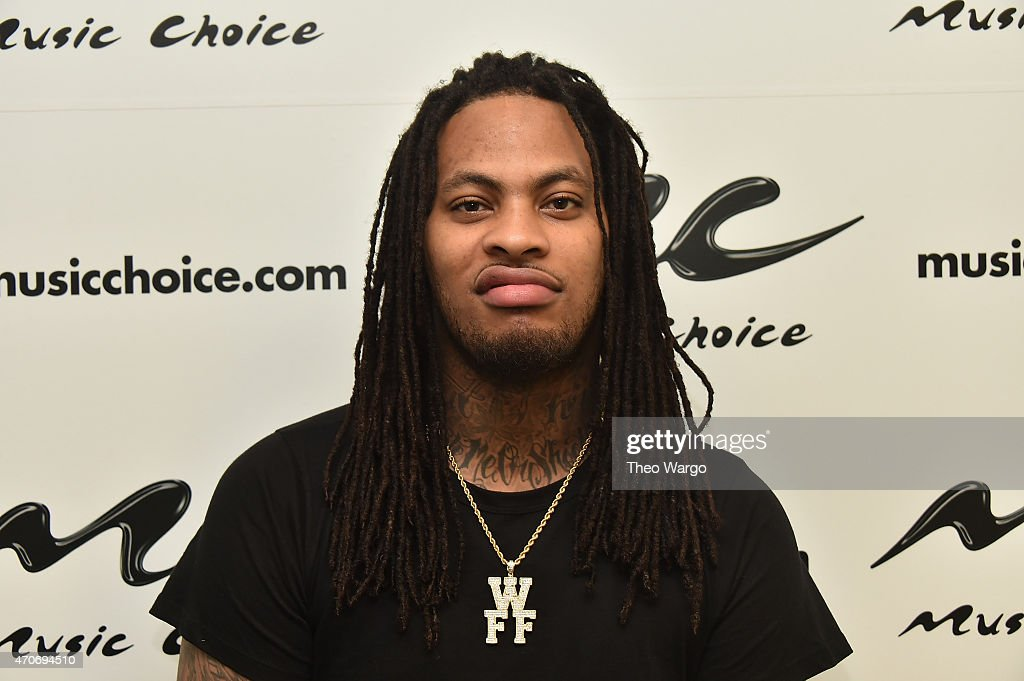 Waka Flocka Flame Visits Music Choice : News Photo