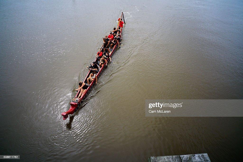 Waitangi Day Celebrated In New Zealand : News Photo