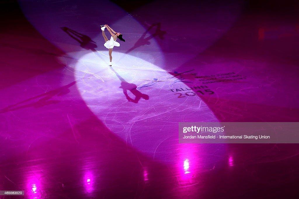 ISU World Junior Figure Skating Championships - Day 5