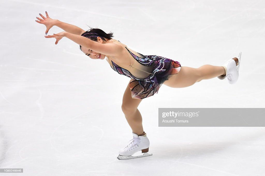 87th Japan Figure Skating Championships - Day 1 : News Photo