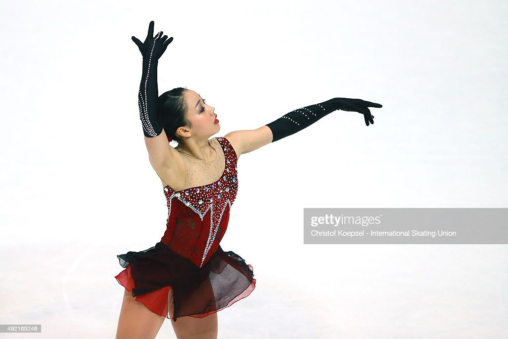ISU Junior Grand Prix of Figure Skating Zagreb- Day 3 : News Photo