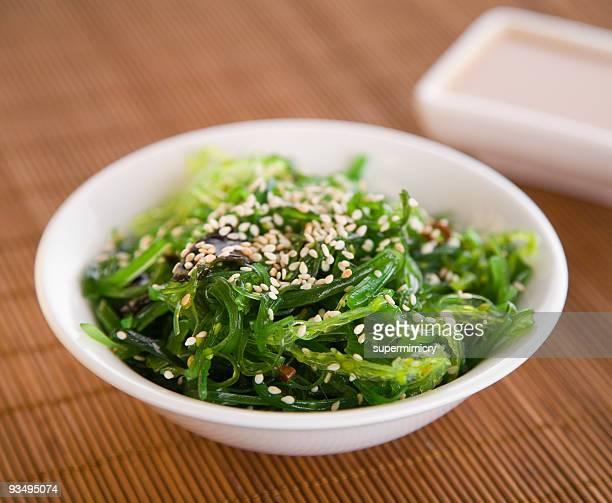 Wakame Seetang-Salat