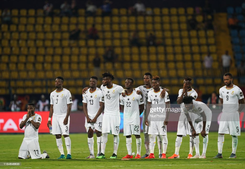 Ghana v Tunisia - 2019 African Cup of Nations : News Photo