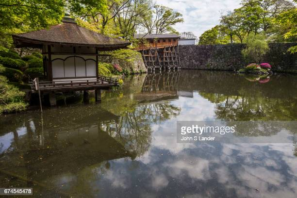 Wakayama Castle Garden is a refined Japanese garden in the grounds of Wakayamajo Officially the garden is known as Momijidani Teien It was built by...