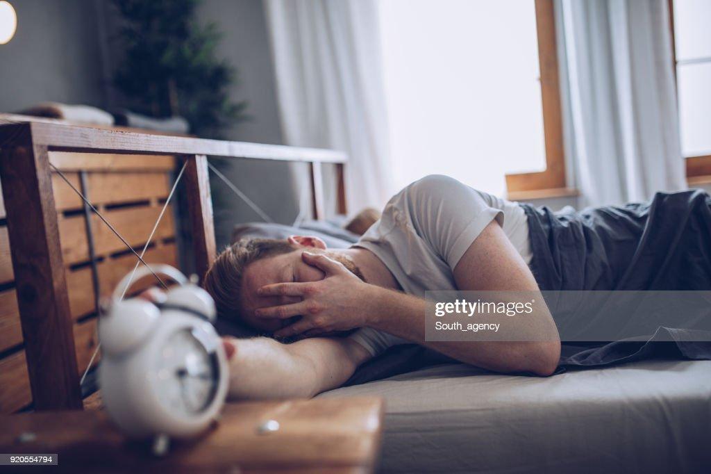 Wake Up Early : Stock Photo