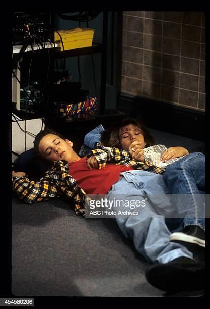 WORLD Wake Up Little Cory Airdate November 4 1994 BEN