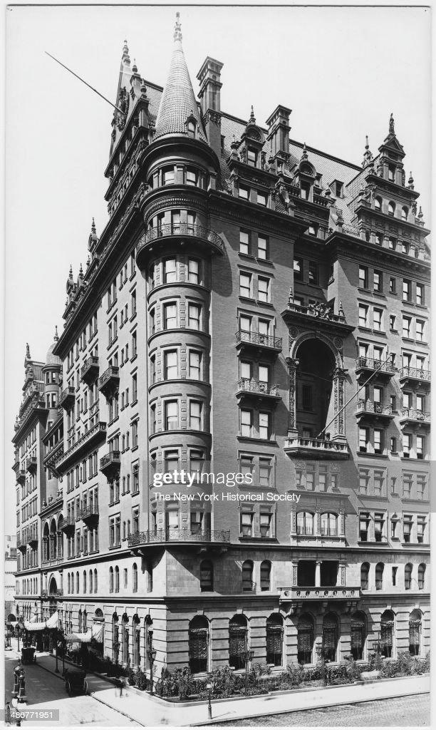 Waldorf Hotel : ニュース写真