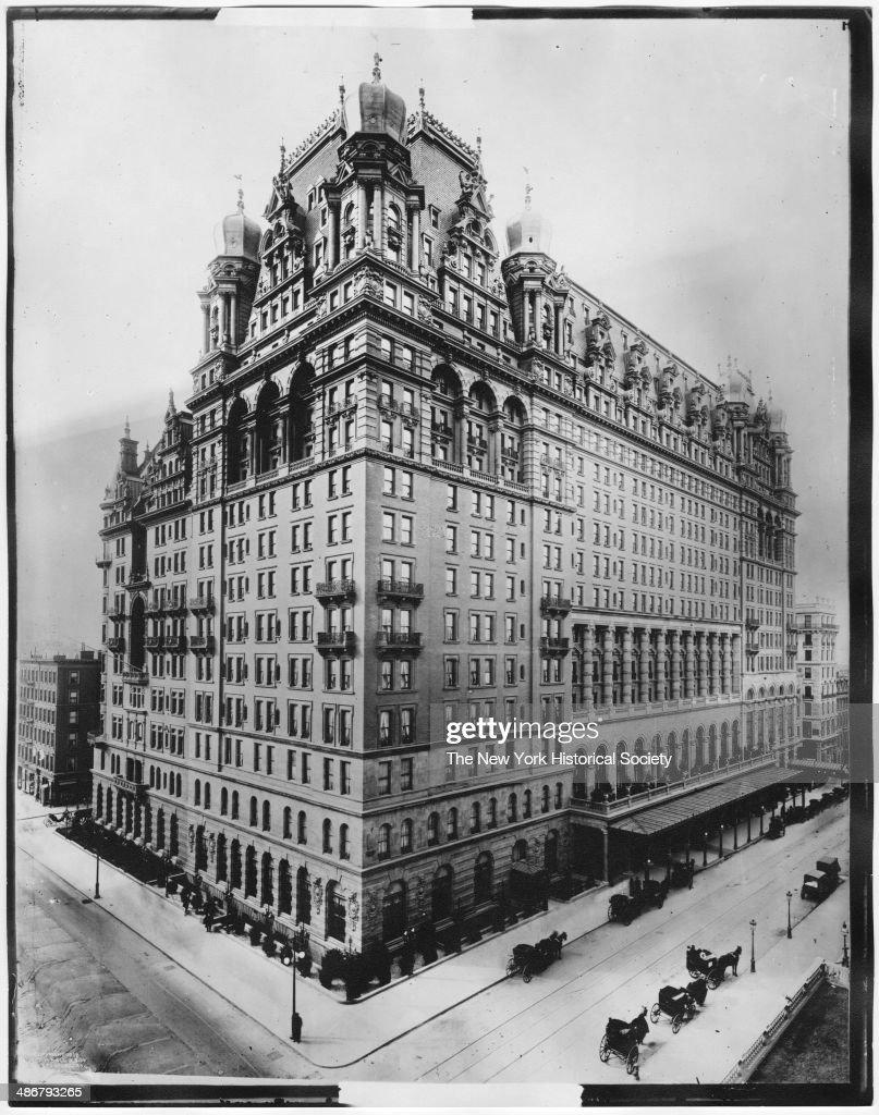 Waldorf-Astoria Hotel : ニュース写真