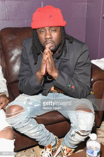 Wale at Spotify's RapCaviar Live at The Tabernacle on August 12 2017 in Atlanta Georgia