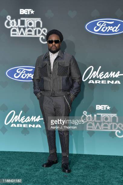 Wale attends the Soul Train Music Awards on November 17 2019 in Las Vegas Nevada