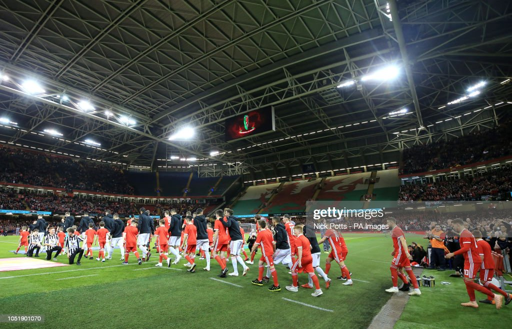 Wales v Spain - International Friendly - Principality Stadium : News Photo