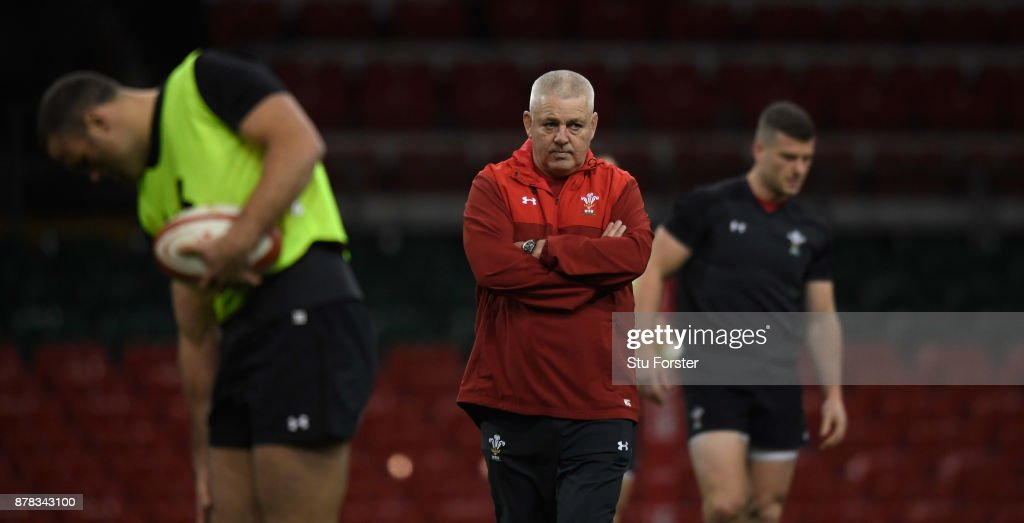 Wales Captain's Run