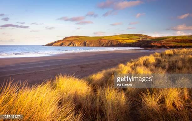 wales coastline - coastline stock pictures, royalty-free photos & images