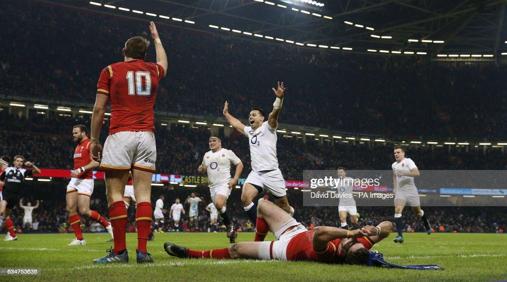 Wales v England - RBS 6 Nations - Principality Stadium : News Photo