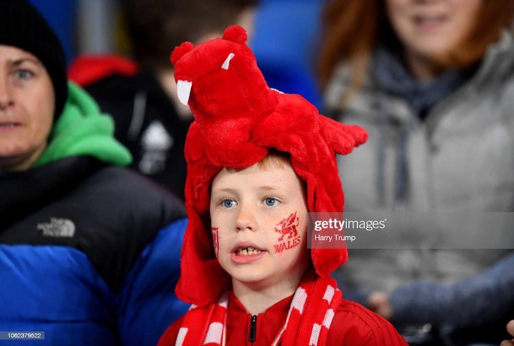 Wales v Denmark - UEFA Nations League B : News Photo