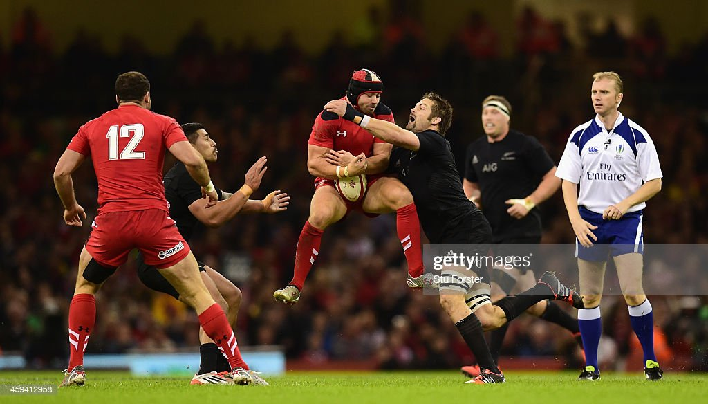Wales v New Zealand - International Match