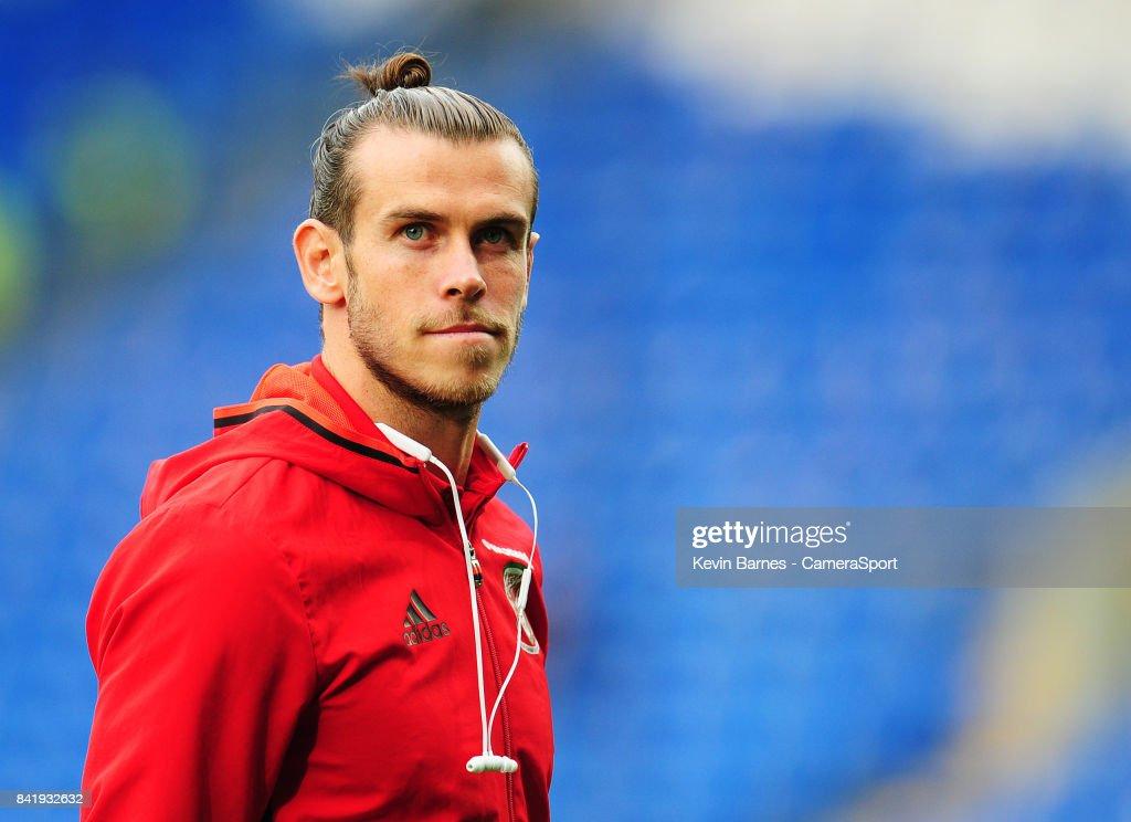 Wales v Austria - FIFA 2018 World Cup Qualifier : News Photo