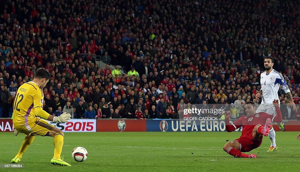 FBL-EURO-2016-WAL-CYP : News Photo