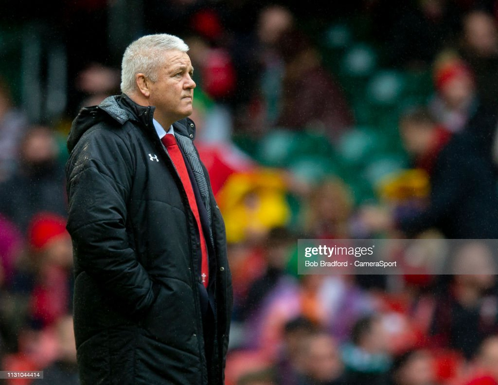 Wales v Ireland - Guinness Six Nations : News Photo