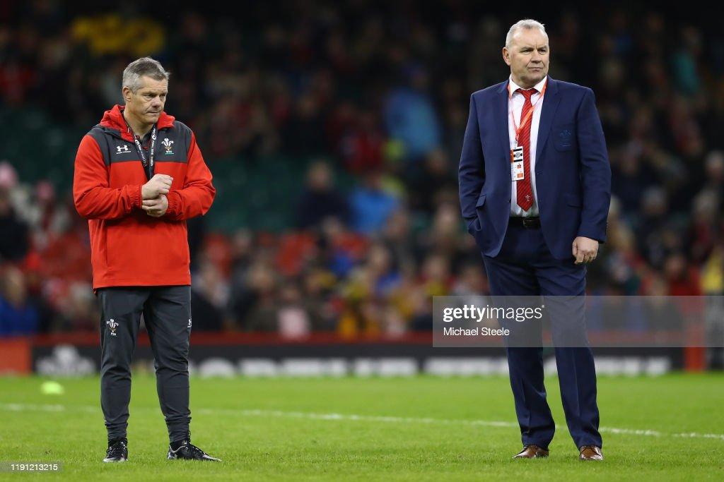 Wales v Barbarians - International Friendly : News Photo